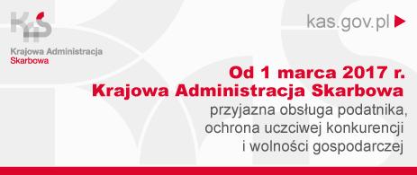 Informacja o Krajowej Administracji Skarbowej
