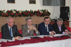 Noworoczne spotkanie z samorządowcami z powiatu suwalskiego