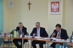 Informacja z obrad XXIII sesji Rady Powiatu w Suwałkach