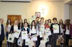 Wyniki Międzyszkolnego Konkursu Wiedzy o Suwałkach i Suwalszczyźnie