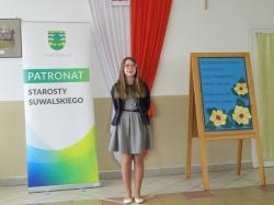 Poeci pogranicza, Warmii, Mazur i Suwalszczyzny - konkurs recytatorski