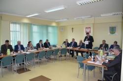 Informacja z obrad XXIV sesji Rady Powiatu