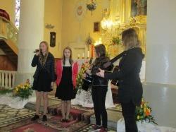 V Powiatowy Konkurs Pieśni i Piosenki Religijnej o tematyce Wielkopostnej i Wielkanocnej
