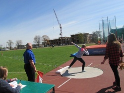 Wiosenne Zawody Zrzeszenia LZS w lekkiej atletyce Szkół Gimnazjalnych