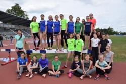 Wyniki z Wiosennych Zawodów Zrzeszenia LZS w lekkiej atletyce Szkół Podstawowych