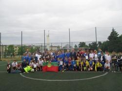 Powiatowy Turniej LZS w piłce nożnej chłopców Mała Piłkarska Kadra Czeka