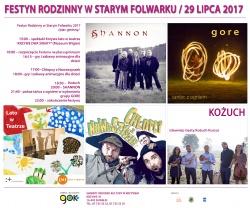 Festyn Rodzinny w Starym Folwarku- 29 lipca 2017