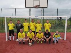 Druga kolejka V Powiatowej Ligi LZS w piłce nożnej mężczyzn o puchar Starosty Suwalskiego