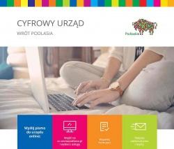 Wygodny sposób na urzędowe sprawy – Instrukcja korzystania z Cyfrowego Urzędu Wrót Podlasia