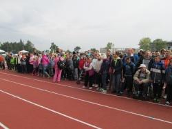 Integracyjne Zawody Zrzeszenia LZS w lekkiej atletyce dla uczniów czwartych klas szkół podstawowych i osób niepełnosprawnych