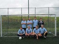 Trzecia kolejka V Powiatowej Ligi LZS w piłce nożnej mężczyzn o puchar Starosty Suwalskiego