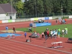 Jesienne Zawody Zrzeszenia LZS w lekkiej atletyce dla rocznika 2005 i młodsi
