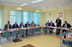 Informacja z obrad XXIX sesji Rady Powiatu w Suwałkach