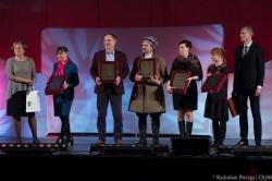 Informacja z uroczystej gali przyznania nagród dla organizatorów wydarzeń w ramach jubileuszowej 25. edycji Europejskich Dni Dziedzictwa