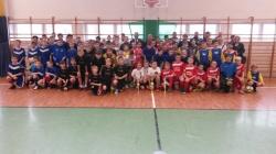 Powiatow Halowy Turniej LZS w Piłce Nożnej Chłopców rocznik 2005 i młodsi o puchar Starosty Suwalskiego