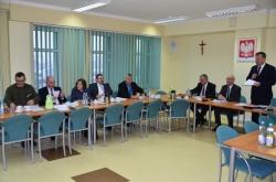 Informacja z obrad XXXI sesji Rady Powiatu w Suwałkach