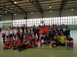 Powiatowy Halowy Turniej LZS w Piłce Nożnej Dziewcząt rocznik 2005 i młodsze o puchar Starosty Suwalskiego