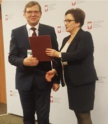 Jan Orłowski w Radzie Dyrektorów Szkół Zawodowych