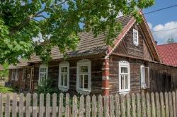 Konkurs na Najlepiej Zachowany Zabytek Wiejskiego Budownictwa Drewnianego w Województwie Podlaskim 2018