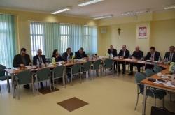 Informacja z obrad XXXIV sesji Rady Powiatu w Suwałkach