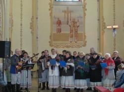 Odbyła się XVI edycja koncertu pieśni wielkopostnych