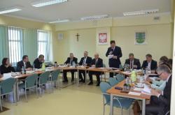 Informacja z obrad XXXV sesji Rady Powiatu w Suwałkach