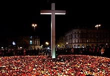 78 rocznica Zbrodni Katyńskiej, 8 lat od Katastrofy Smoleńskiej