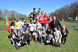 Wiosenne Zawody Zrzeszenia LZS w biegach przełajowych 2018
