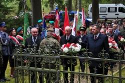 Informacja z 78 rocznicy Rozstrzelania członków pierwszej podziemnej organizacji niepodległościowej na Suwalszczyźnie