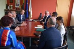 Informacja z wizyty roboczej na Litwie