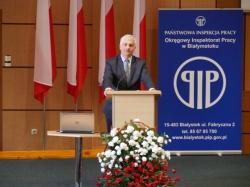 100-lecie Państwowej Inspekcji Pracy - konferencja