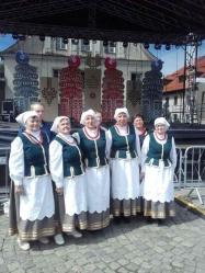 Informacja z Ogólnopolskiego Festiwalu Kapel i Śpiewaków Ludowych
