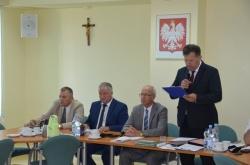 Informacja z obrad XXXVIII sesji Rady Powiatu w Suwałkach