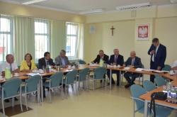 Informacja z obrad XL sesji Rady Powiatu w Suwałkach
