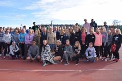 Informacja z Jesiennych Zawodów Zrzeszenia LZS w lekkiej atletyce Szkół Ponadgimnazjalnych