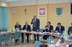 Informacja z obrad XLII sesji Rady Powiatu w Suwałkach