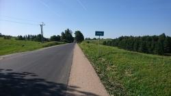 Dwie nowe inwestycje drogowe Powiatu na 2019 r.