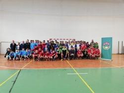 Powiatowy Halowy Turniej LZS w Piłce Nożnej Chłopców o puchar Starosty Suwalskiego