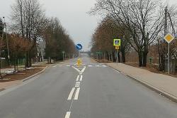 Zakończono remont na drodze Raczki - Dowspuda