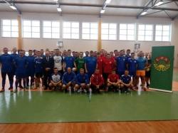 Informacja z Powiatowego Halowego Turnieju LZS w Piłce Nożnej Mężczyzn o puchar Starosty Suwalskiego-16.12.2018