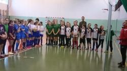 Informacja z Powiatowego Halowego Turnieju LZS w piłce nożnej dziewcząt o puchar Starosty Suwalskiego-14.12.18
