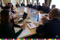 Informacja z posiedzenia Konwentu Powiatów Województwa Podlaskiego
