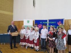 VI Powiatowy Konkurs Piosenki Ludowej pod patronatem Starosty Suwalskiego