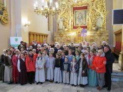 Informacja z koncertu pieśni wielkopostnych pn. Pieśń Wielkopostna w Tradycji Ludowej Suwalszczyzny