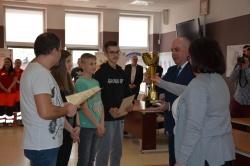 Informacja z przebiegu etapu powiatowego Ogólnopolskiego Turnieju Wiedzy o Bezpieczeństwie Ruchu Drogowego- 25.05.2019
