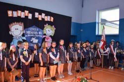 Informacja z obchodów Święta Szkoły Podstawowej nr 6 w Suwałkach