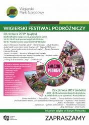 Wigierski Festiwal Podróżniczy