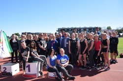 Informacja z Wiosenneych Zawodów Zrzeszenia LZS w lekkiej atletyce Szkół Ponadgimnazjalnych