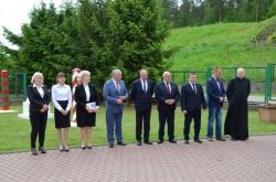 Fotorelacja z uroczystości święta Straży Granicznej