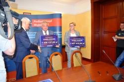 Podpisanie umów na dofinansowanie inwestycji drogowych